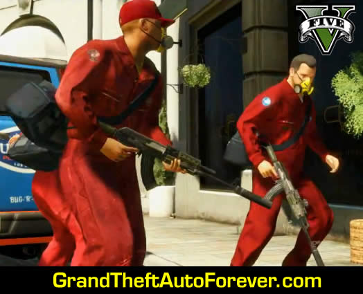 gta v weapons