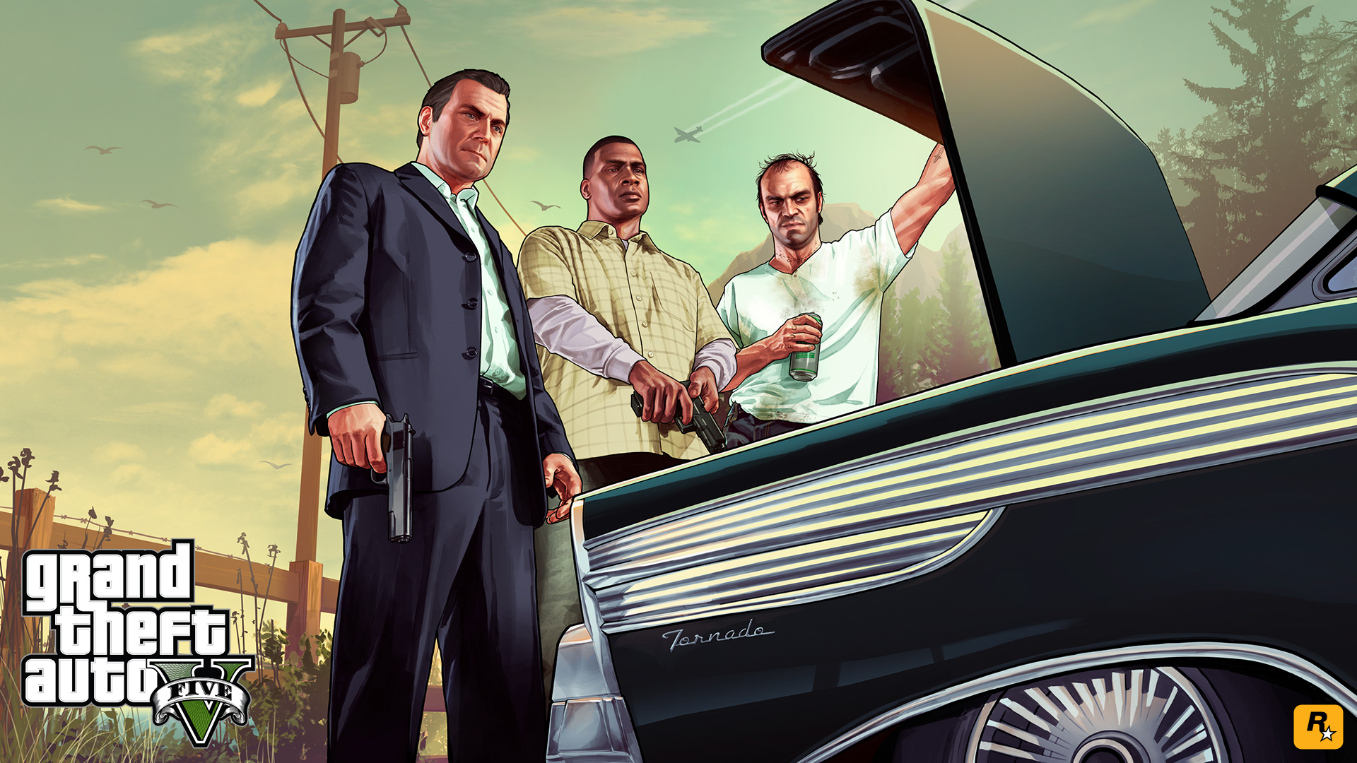 gta 5 wallpaper – greatest collection of grand theft auto v wallpapers