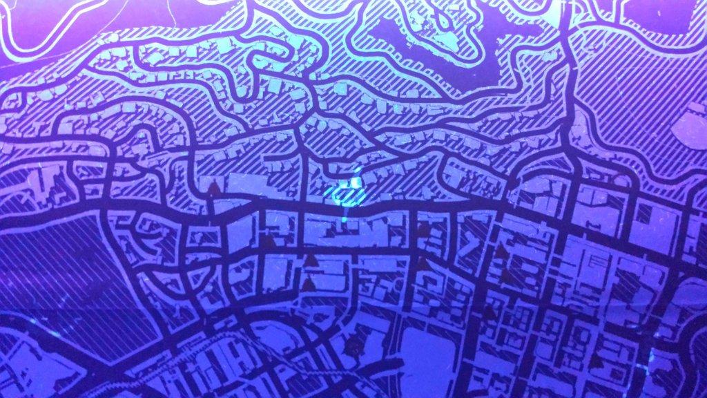 Every hidden secret on gta v blueprint map 39 image photo gallery secrets gta 5 blueprint map 039 malvernweather Images