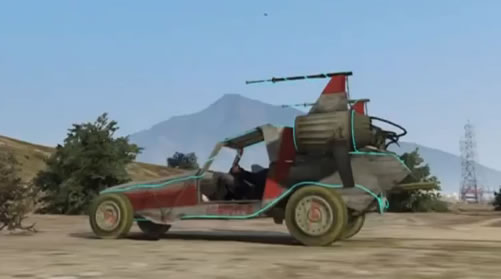 GTA V Space Docker Vehicle – First Time Seen In History