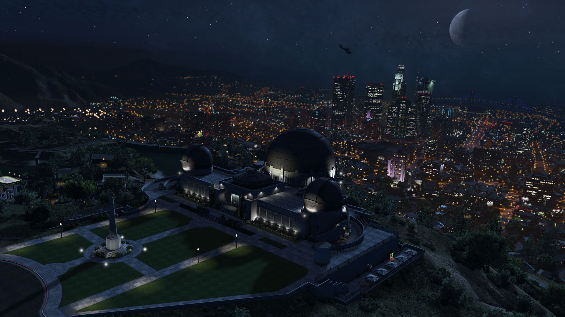 new and delightful screenshots from the 1080p next gen GTA V for PS4 ...