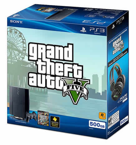 gta 5 ps3 bundle